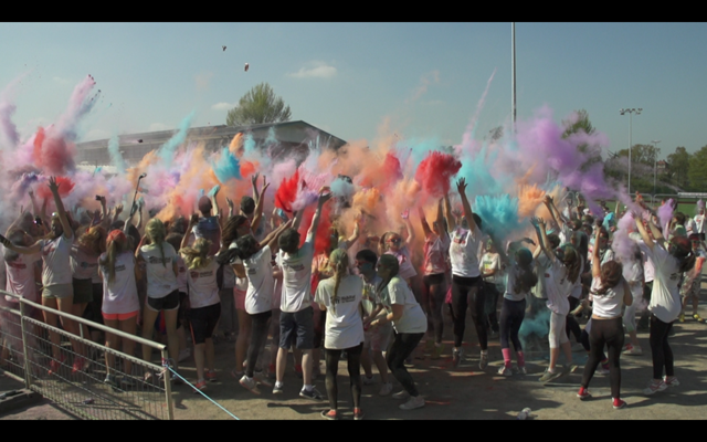 #colourrun