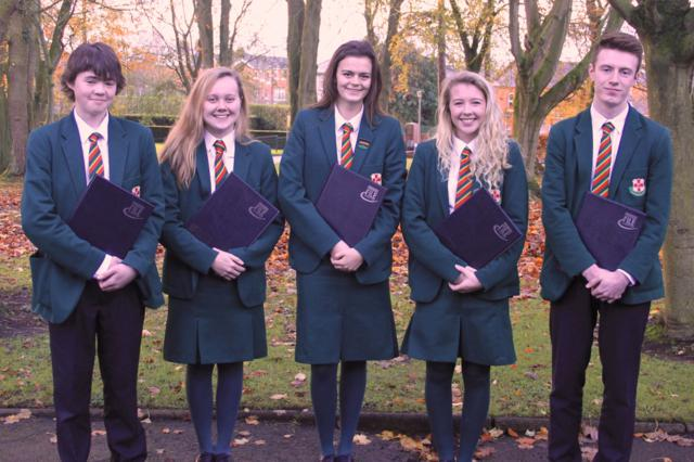 Year 12 Subject Prize Winners