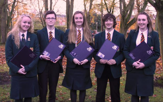 Year 12 Subject Prize Winners (1)